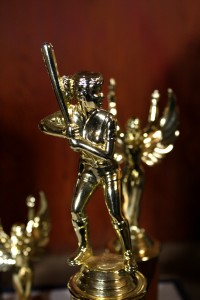 Girl's Softball Trophy - Free High Resolution Photo