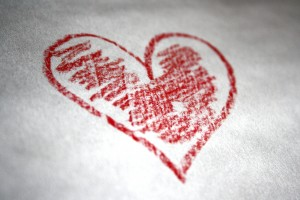 Hand Drawn Heart - Free High Resolution Photo