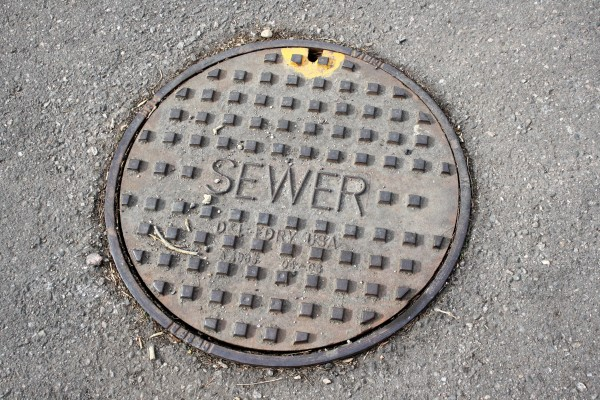 Manhole Cover - Free High Resolution Photo