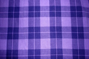 Purple Plaid Fabric Texture - Free High Resolution Photo