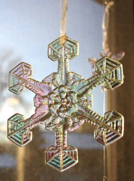 Snowflake Ornament - Free High Resolution Photo