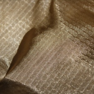 Tan Ripstop Nylon Parachute Fabric Closeup - Free High Resolution Photo