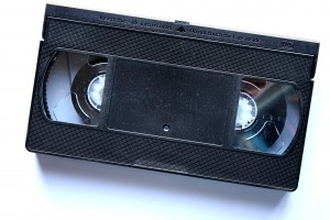 VHS Video Cassette Tape - Free High Resolution Photo