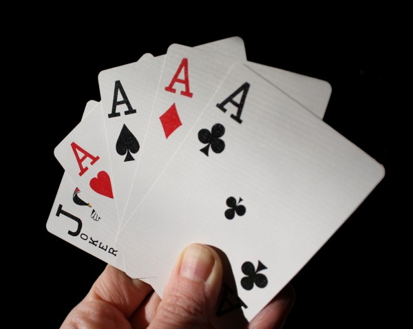 Winning Poker Hand - Free High Resolution Photo