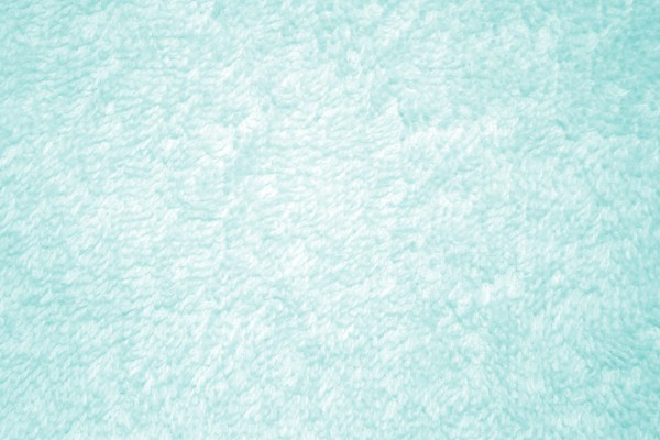Aqua Teal Colored Terry Cloth Texture - Free High Resolution Photo