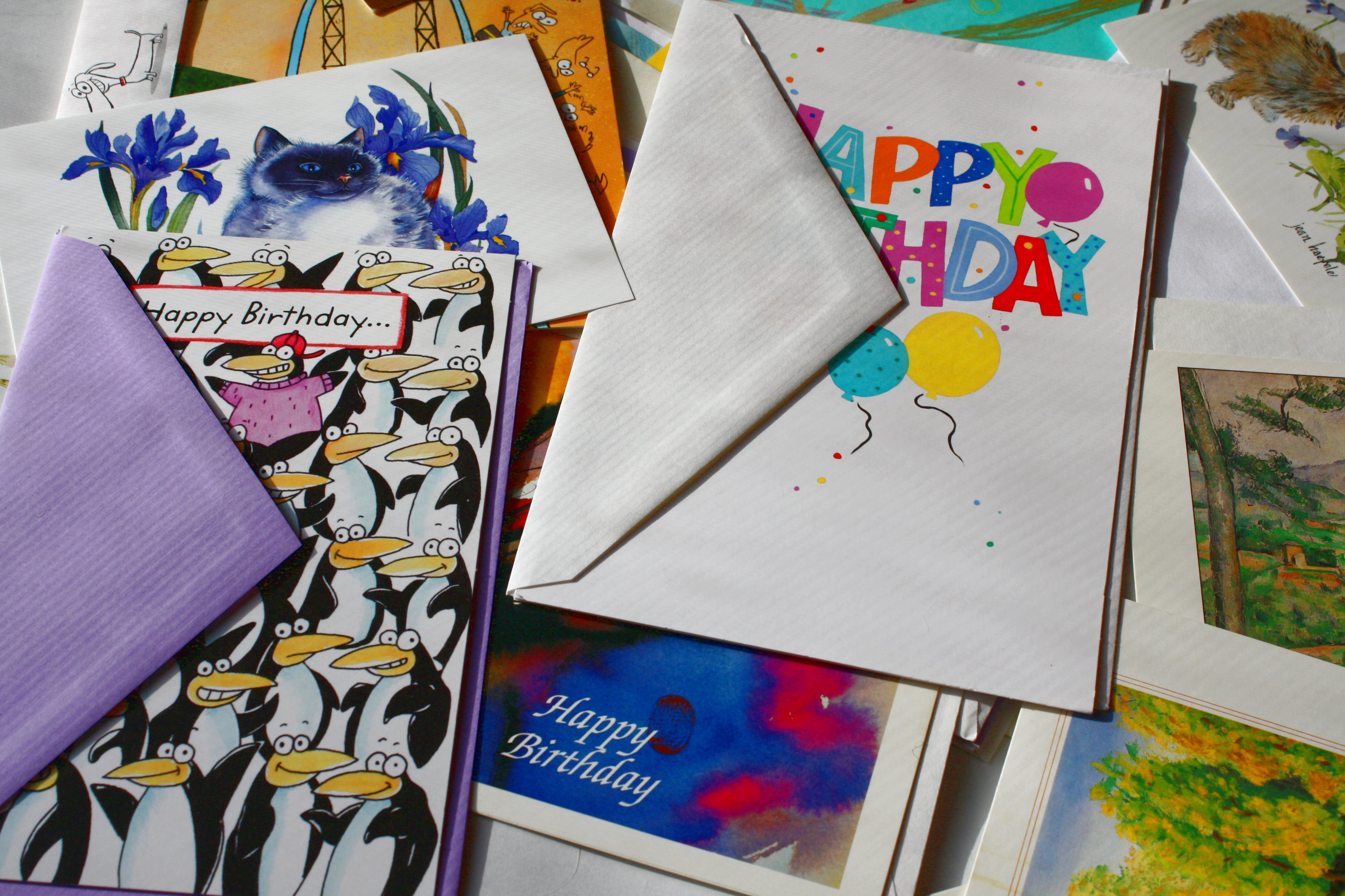 Birthday Cards Picture   Free Photograph   Photos Public ...
