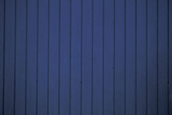 Blue Vertical Siding Texture - Free High Resolution Photo