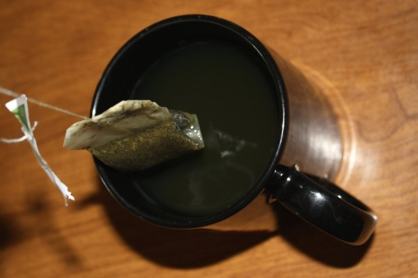 Cup of Tea with Tea Bag - Free High Resolution Photo