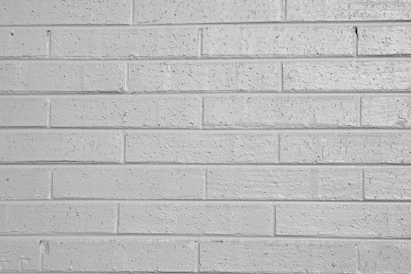Gray Painted Brick Wall Texture - Free High Resolution Photo