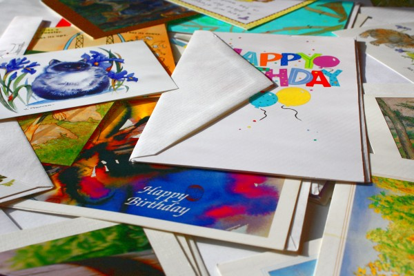 Happy Birthday Greeting Cards - Free High Resolution Photo