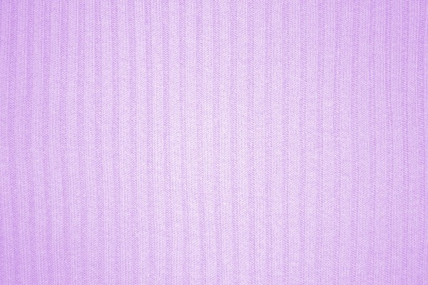 Lavender Colored Ribbed Knit Fabric Texture - Free High Resolution Photo
