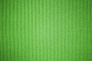 Lime Green Ribbed Knit Fabric Texture - Free High Resolution Photo