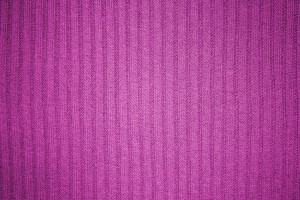 Magenta Ribbed Knit Fabric Texture - Free High Resolution Photo