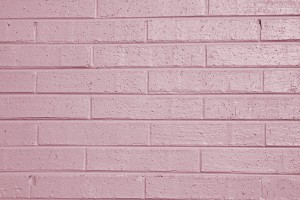 Mauve Painted Brick Wall Texture - Free High Resolution Photo