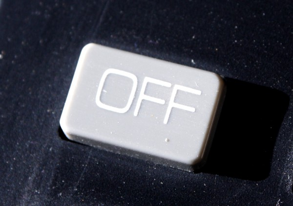 Off Button or Switch - Free High Resolution Photo