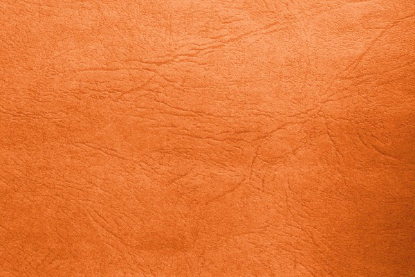Orange Leather Texture - Free High Resolution Photo
