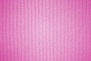 Pink Ribbed Knit Fabric Texture - Free High Resolution Photo
