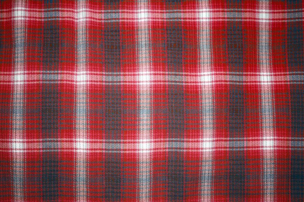 Red and Blue Plaid Fabric Close Up Texture - Free High Resolution Photo