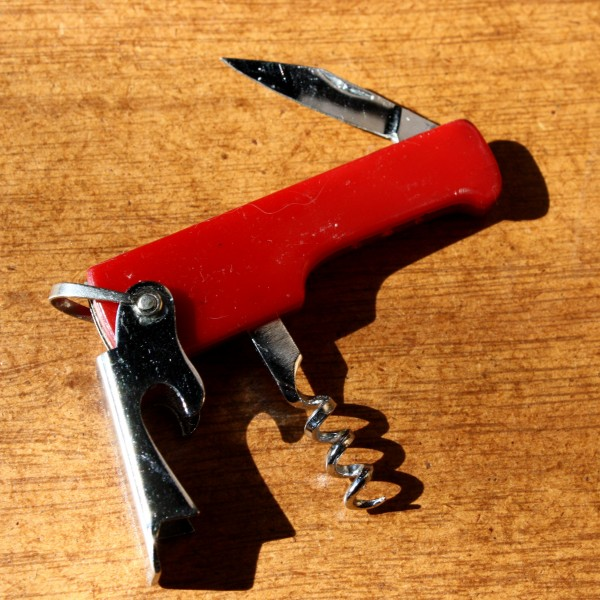Small Red Pocket Knife - Free High Resolution Photo
