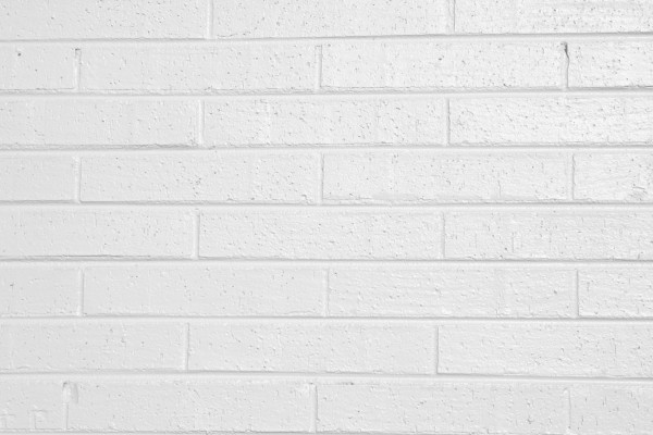 White Painted Brick Wall Texture - Free High Resolution Photo