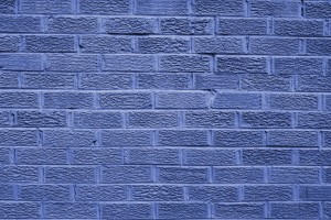 Blue Brick Wall Texture - Free High Resolution Photo
