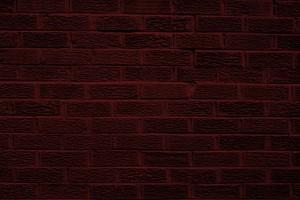 Dark Red Brick Wall Texture - Free High Resolution Photo