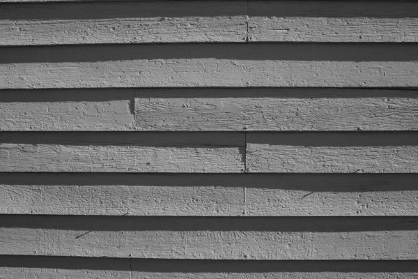 Gray Painted Wooden Siding Texture - Free High Resolution Photo