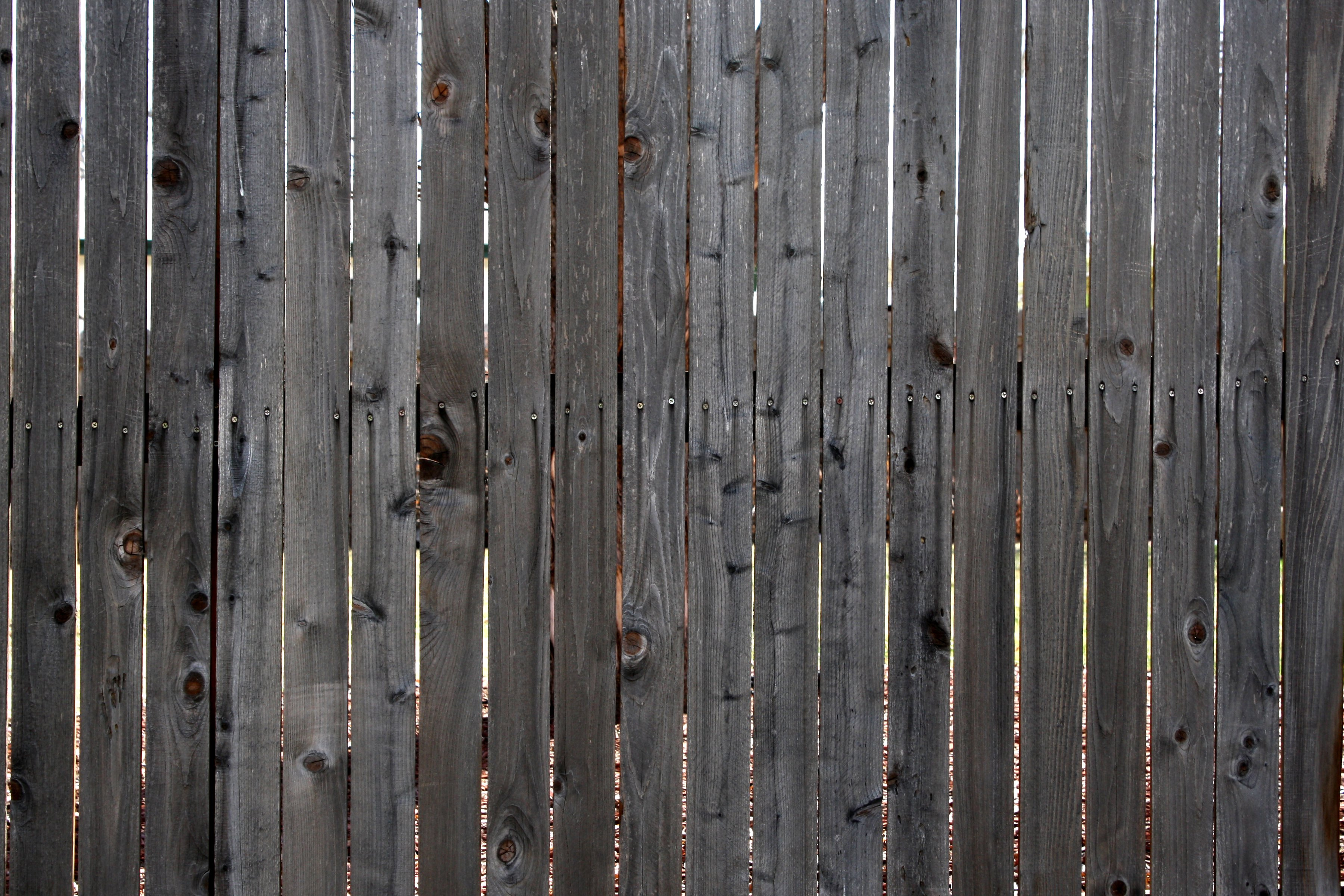 Old Weathered Wooden Fence Texture Picture Free