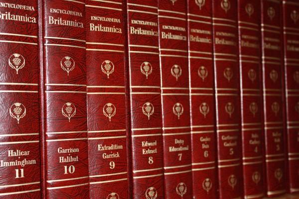 Set of Encyclopedias - Free High Resolution Photo