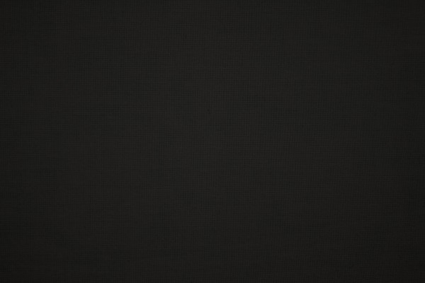 Black Canvas Fabric Texture - Free High Resolution Photo