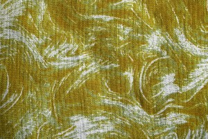 Fabric Texture with Golden Swirl Pattern - Free High Resolution Photo