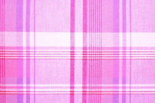 Pink and Purple Plaid Fabric Texture - Free High Resolution Photo