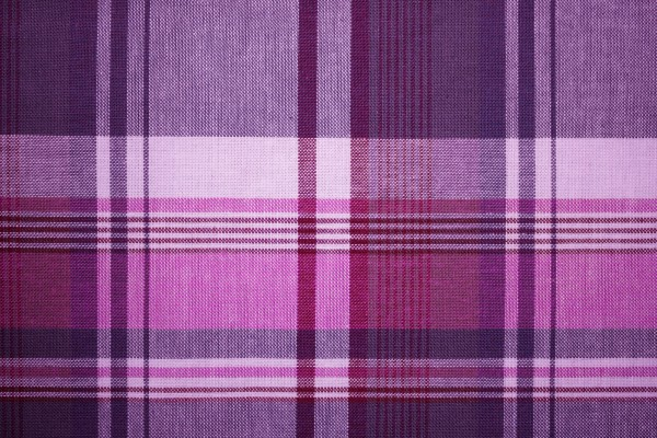 Purple and Pink Plaid Fabric Texture - Free High Resolution Photo
