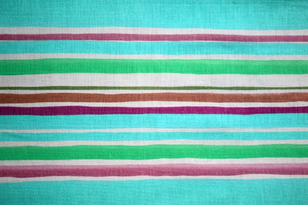 Striped Fabric Texture Aqua and Wine Colored - Free High Resolution Photo