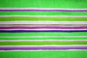 Striped Fabric Texture Green and Purple - Free High Resolution Photo