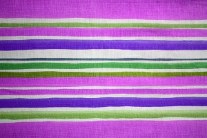 Striped Fabric Texture Purple and Green - Free High Resolution Photo