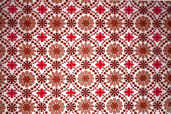 Brown and Red Flower Wallpaper Texture - Free High Resolution Photo
