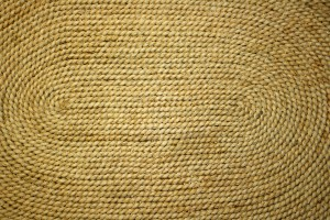 Woven Straw Placemat Texture - Free High Resolution Photo
