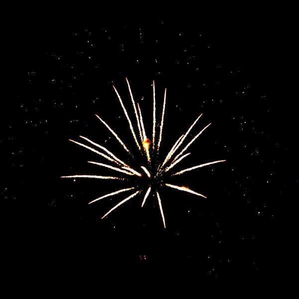 Fireworks Star Burst 4th of July - Free High Resolution Photo