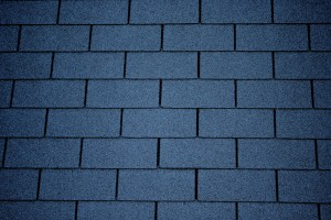 Blue Asphalt Roof Shingles Texture - Free High Resolution Photo