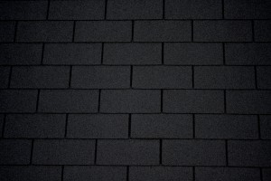Charcoal Gray Asphalt Roof Shingles Texture - Free High Resolution Photo