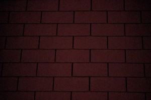 Dark Red Asphalt Roof Shingles Texture - Free High Resolution Photo