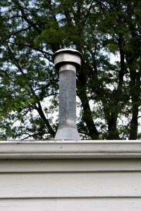 Furnace Roof Vent or Chimney - Free High Resolution Photo