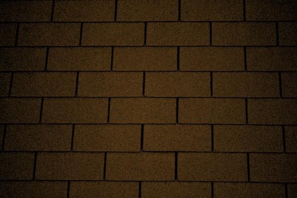 Golden Brown Asphalt Roof Shingles Texture - Free High Resolution Photo