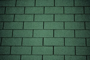 Green Asphalt Roof Shingles Texture - Free High Resolution Photo