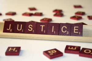 Justice - Free High Resolution Photo of Scrabble tiles spelling the word Justice