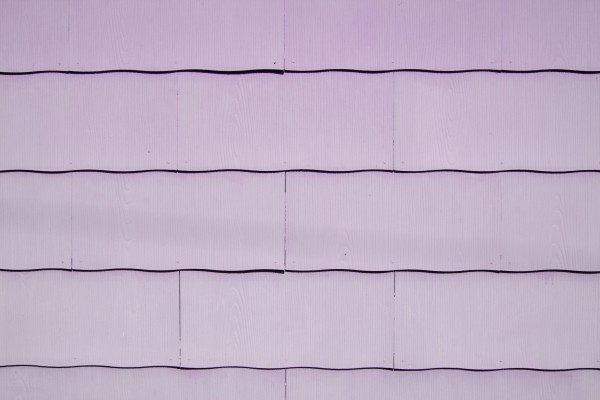 Lavender Scalloped Asbestos Siding Shingles Texture - Free High Resolution Photo