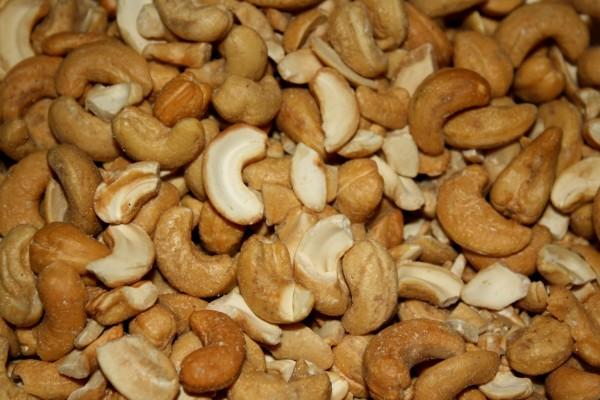 Roasted Cashews - Free High Resolution Photo