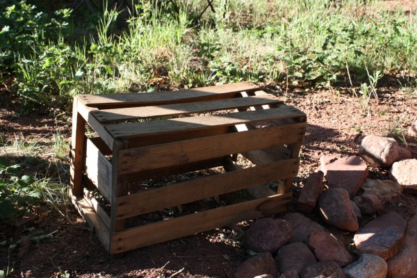 Wooden Apple Crate - Free High Resolution Photo