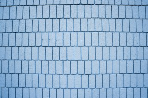 Baby Blue Brick Wall Texture with Vertical Bricks - Free High Resolution Photo